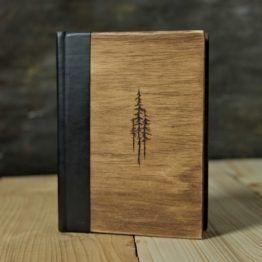 drewniany kalendarz 2022